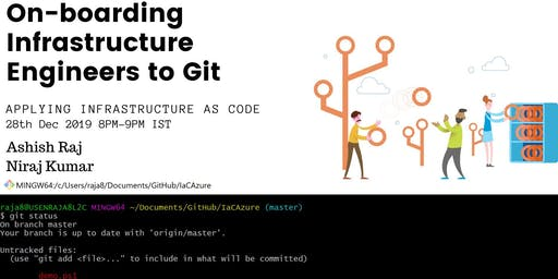 [Webinar] On-boarding Infrastructure teams to Git for Infrastructure as Code practices