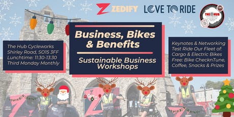 Business, Bikes & Benefits - Xmas Special Dec 16th tickets