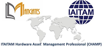 ITAITAM Hardware Asset Management Professional(CHAMP) 2 Days Virtual Live Training in Helsinki