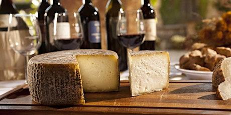 Wine & Cheese Pairings - Oakridge tickets