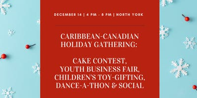 Caribbean-Canadian Holiday Gathering