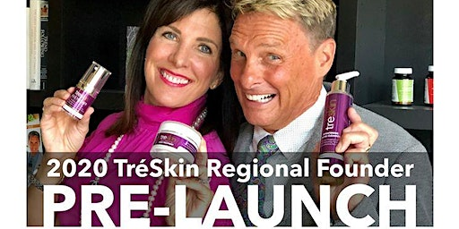 Treskin in Tampa New Decade New YOU!!   January 2020
