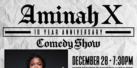 Aminah Imani tickets