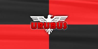 UruBus invadindo a Vila! Santos x Flamengo!