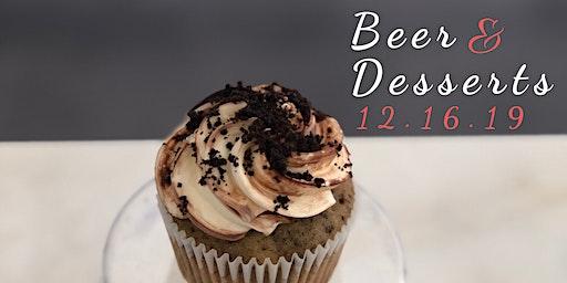 Beer & Desserts Pairing