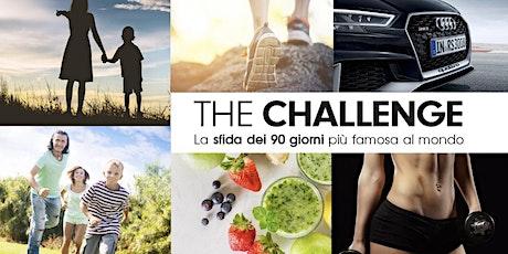 INVORIO (NO)- THE CHALLENGE, LA SFIDA DEI 90 GG biglietti