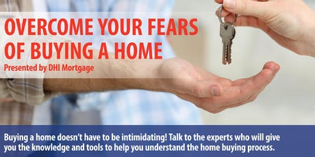 Overcome your fears of buying a home, Charlotte, NC! tickets