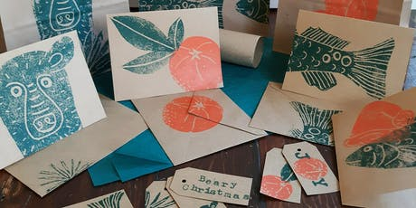 Gift Wrap Beginner Printmaking tickets