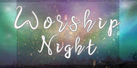 Worship Night with Melissa Anne tickets