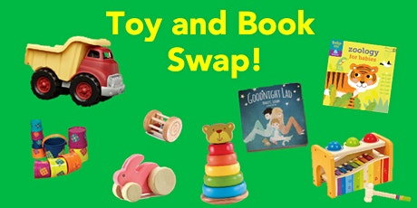 New York Toys and Books Swap tickets