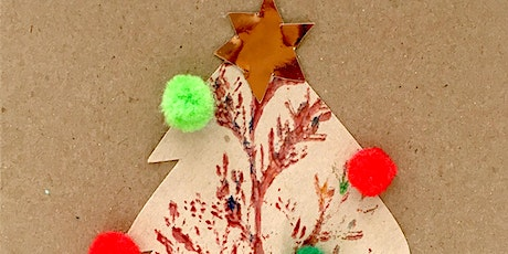 Christmas workshop for kids- Print your own Christmas cards! tickets