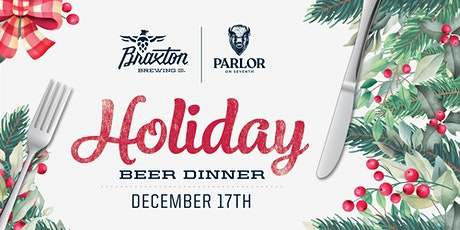 Braxton's Holiday Beer Dinner with Parlor on Seventh tickets