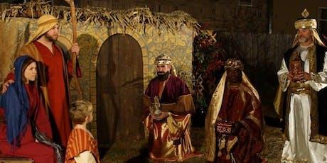 A Mandeville Christmas 2019 ~ Live Nativity tickets