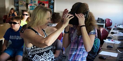 Indiana Academy Youth Enrichment Program - Virtual Reality
