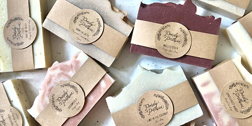 Introduction to Soap Making at Lucy Pearlle