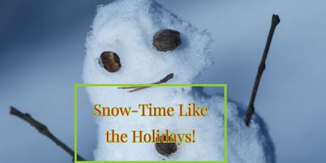 Snow-Time Like the Holidays Student Art Activity! tickets
