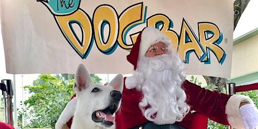 Santa Paws with The Dog Bar
