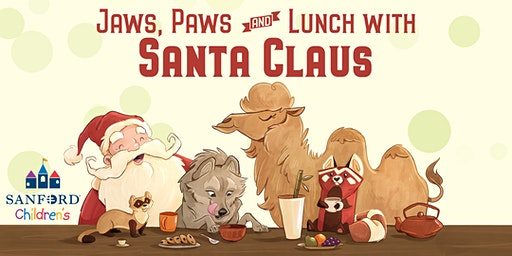 Jaws, Paws, and Lunch with Santa Claus
