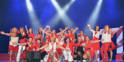 """Concert de la troupe roubaisienne """"Tous en scène"""""""