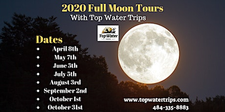 Full Moon Kayak Tours with Top Water Trips tickets