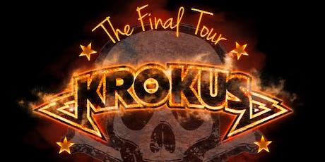 Krokus tickets