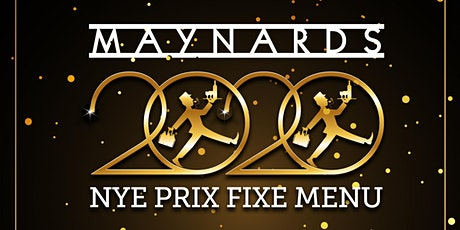 New Year's Eve Dinner at Maynards Kitchen tickets