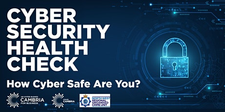 Cyber Security Health Check - how safe are you? tickets