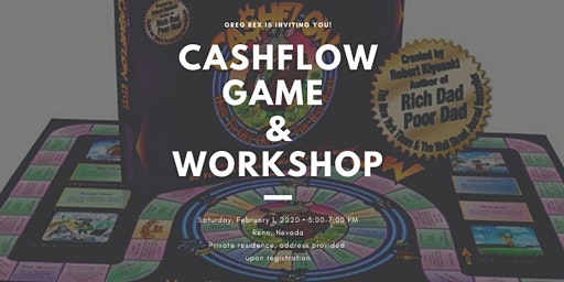 Cashflow Game & Workshop