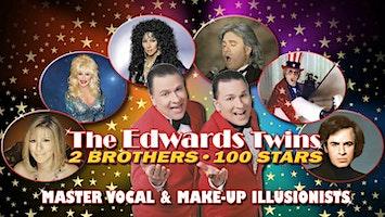 Cher, Elton, Bocelli, Streisand & More: The Vegas Edwards Twins