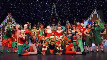"""Santa's Circus"""
