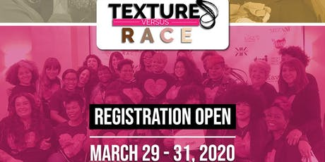 Texture Vs Race Summit 2020 tickets