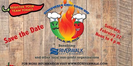 Riverwalk Chili Cook Off tickets