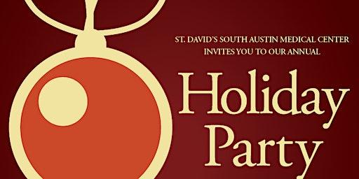 St. David's SAMC Holiday Party