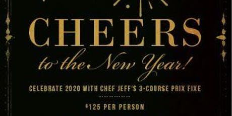 Cheers 2020 @ the Social Club at Surfcomber tickets