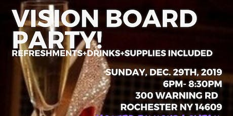 Vision Board Party! tickets
