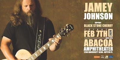 JAMEY JOHNSON W/ BLACK STONE CHERRY - JUPITER