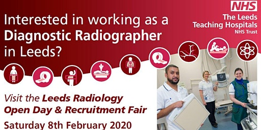 Leeds Radiology Open Day and Recruitment Fair