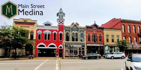 Main Street Medina 2020 Annual Meeting & Awards Celebration tickets