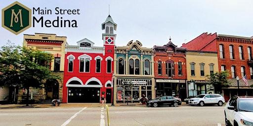 Main Street Medina 2020 Annual Meeting & Awards Celebration