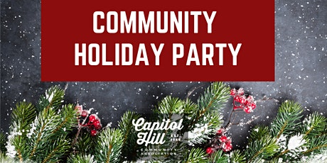Capitol Hill Holiday Party tickets