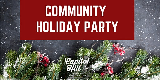 Capitol Hill Holiday Party