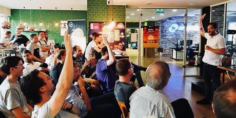 Tech 'n' Drinks @myposter – JavaScript ist tot, es lebe TypeScript! Tickets