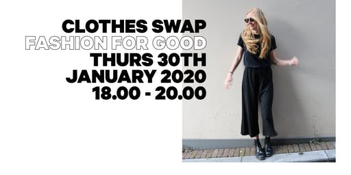 Clothes Swap - Fashion for Good