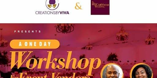 Workshop For Event Vendors