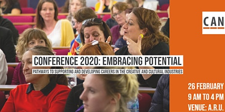 CAN Conference 2020: Embracing Potential tickets