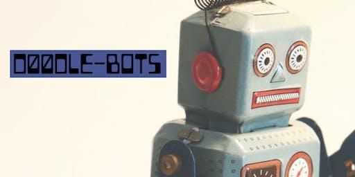 Doodle Bots! Build a Robot!