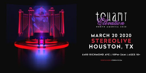 Tchami - Elevation Tour - Stereo Live Houston