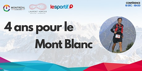 4 ans pour le Mont Blanc tickets