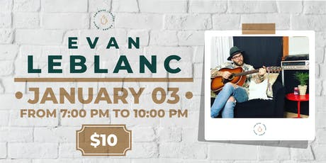 The Muse present Evan Leblanc tickets
