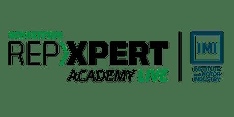 REPXPERT ACADEMY LIVE tickets